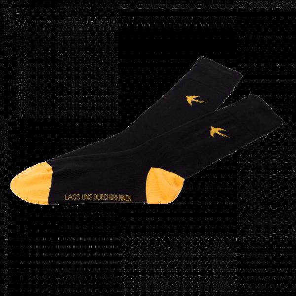 Schwalbe Socken black