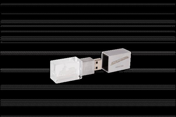 Design USB-Stick mit 3D Schwalbe