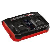 Original Einhell Ladegerät Power X-Twincharger 3A (einsetzbar für ELMOTO KICK und alle PXC Geräte)